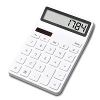 Калькулятор Xiaomi Kaco Lemo Desk Electronic Calculator Белый
