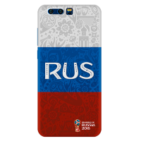 Чехол Deppa FIFA для Huawei Honor 9 Flag Russia