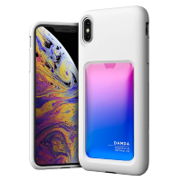 Чехол VRS Design Damda High Pro Shield для iPhone XS MAX Pink Blue