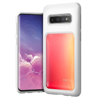 Чехол VRS Design Damda High Pro Shield для Galaxy S10 Yellow Peach