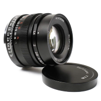 Объектив 7Artisans 35mm F1.4 Sony (E Mount) Чёрный